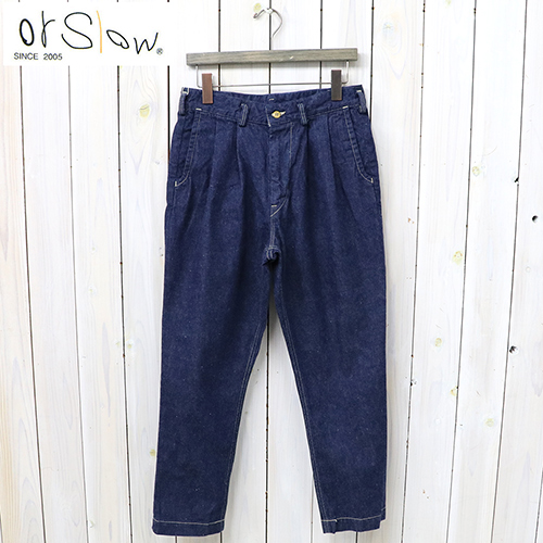 "orSlow (or low) ""BILLY JEAN"" (ONE WASH)"