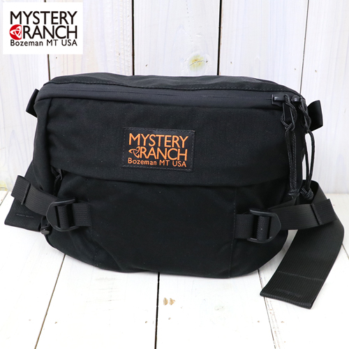 "MYSTERY RANCH and mystery lunch ""HIP MONKEY' (Black)"