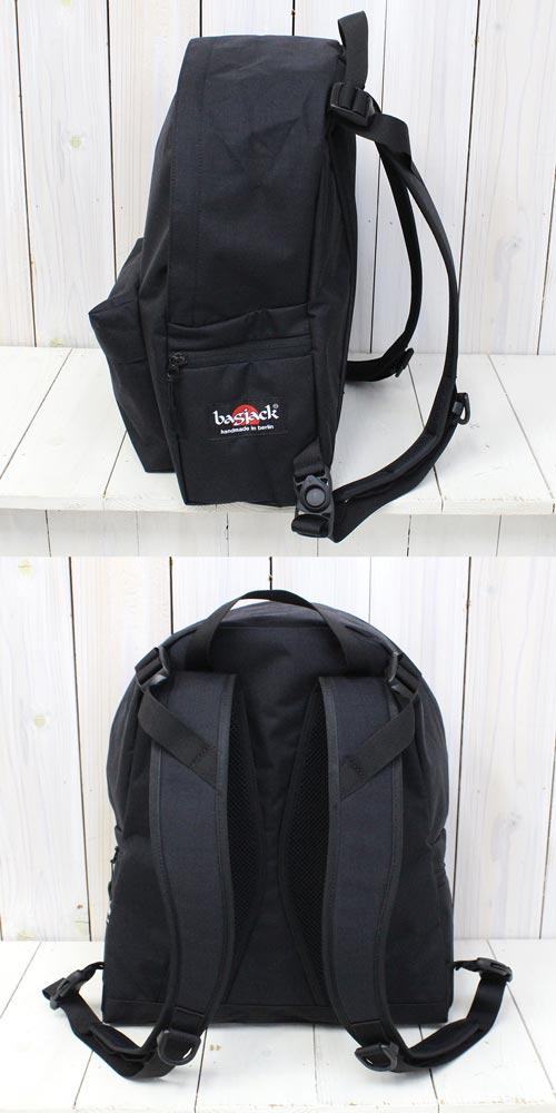 """BAGJACK (bag Jack) """"daypack-S"""" (Black)"""