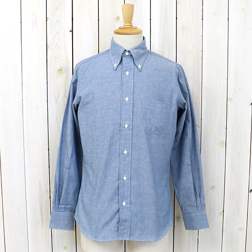 """个性化衬衫 (个性化衬衫)""""遗产纺 ' (蓝色)"""