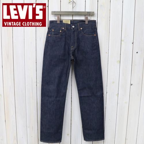 【最大15%OFFクーポン配布中】LEVI'S VINTAGE CLOTHING (リーバイス ビンテージ クロージング)『501 1966』(Rigid)【正規取扱店】【smtb-KD】【sm15-17】【デニムパンツ】【ジーンズ】【メンズ】