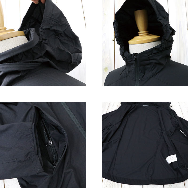 "ARC'TERYX(akuterikusu)""Nodin Jacket""(Black)"