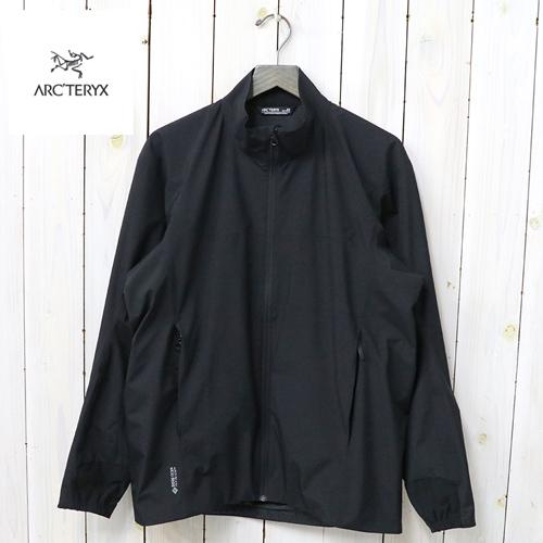 【最大15%OFFクーポン配布中】ARC'TERYX (アークテリクス)『Solano Jacket』(Black)【正規取扱店】【smtb-KD】【sm15-17】【WINDSTOPPER】【ウィンドストッパー】