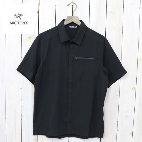 低価格 【10%OFFクーポン配布中】ARC&39;TERYX (アークテリクス)『Skyline SS Shirt』(Black)【正規取扱店】【smtb-KD】【sm15-17】【トリムフィット】【スカイラインシャツ】【メカニカルストレッチ】【メンズ】, 稲城市 16f06606