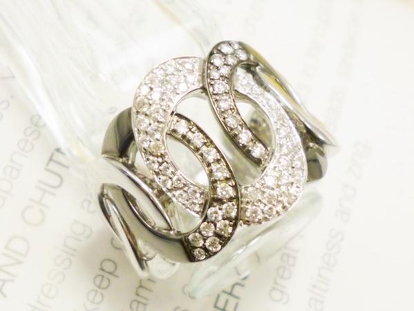 美しい K18WG×ダイヤモンド0.43ctリング ダイヤモンドゴールドリング, 武芸川町:bbd55bfc --- spotlightonasia.com