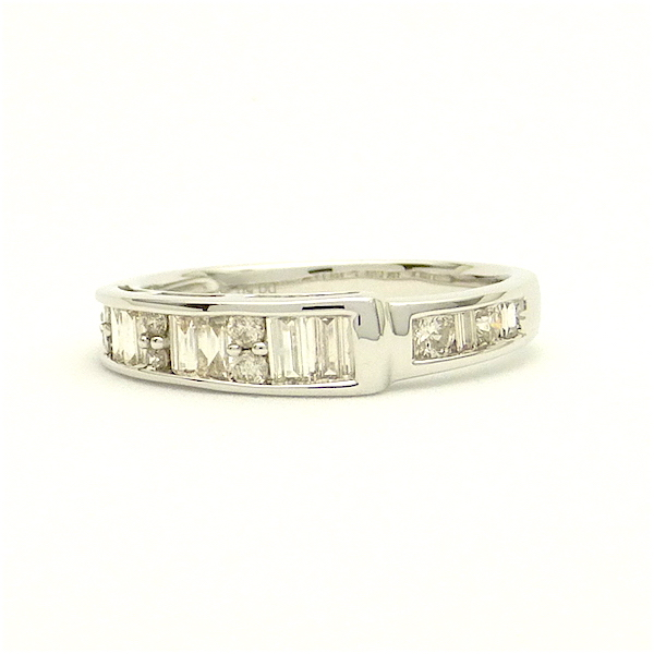 即日発送 ダイヤモンド0.50ctプラチナリング, k-material 11dee5fa