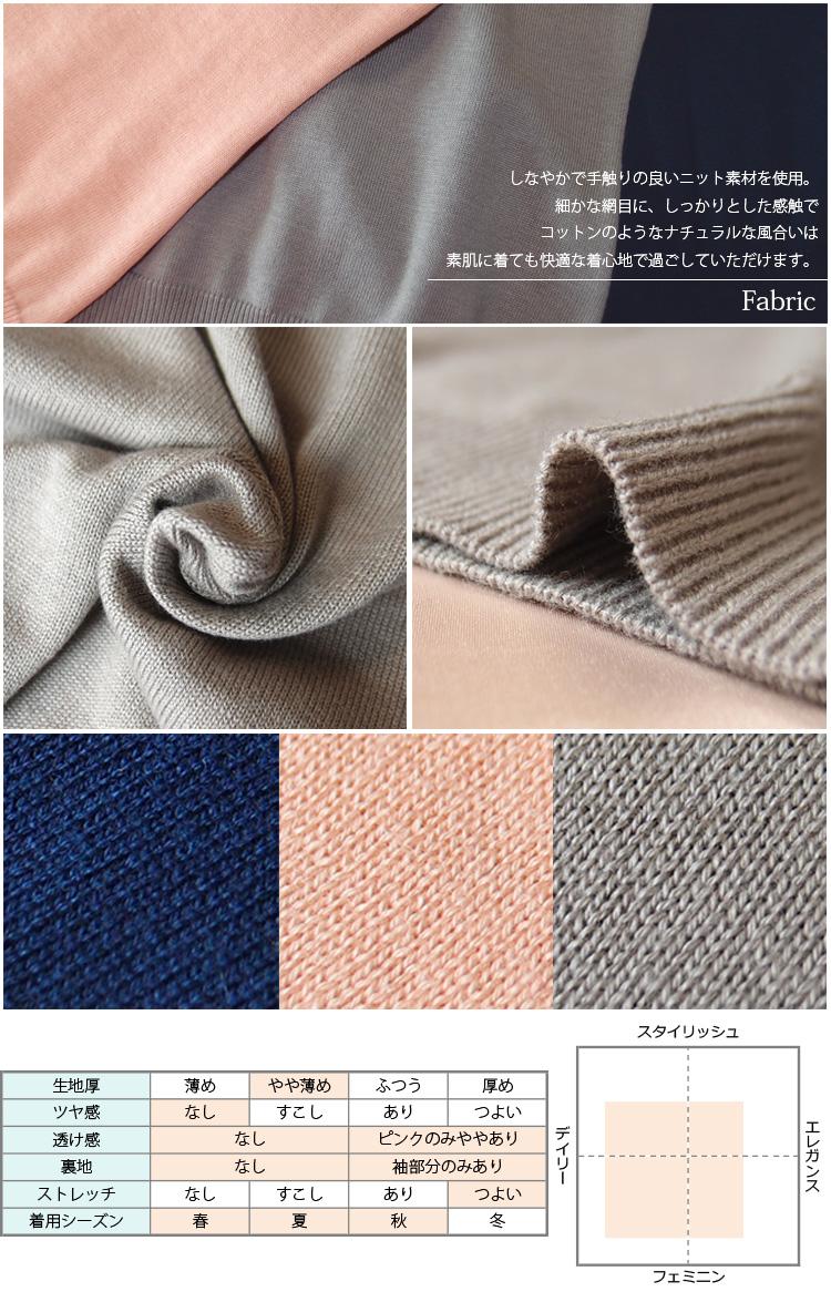 ★レジーナリスレ ☆ Lady's / refined / good quality / spring / fall/winter / knit / race / lady / short sleeves / folded neckpiece of haori 02P01Mar15