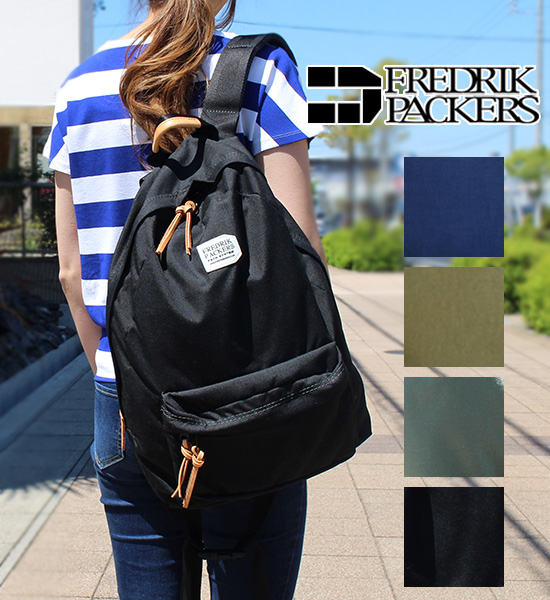 FREDRIK PACKERS(フレドリックパッカーズ)500D DAY PACK リュック BAG バッグ