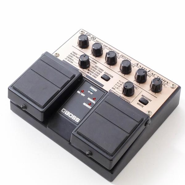 中古 G-1144 BOSS 国内即発送 GP-20 ボス プロセッサー エフェクター ギター 激安☆超特価 アンプ