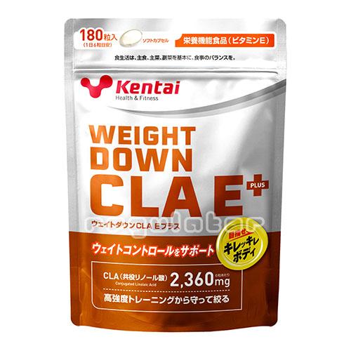(まとめ買い)【Kentai】ウエイトダウン CLA E+ 180粒×12(送料無料)【ケンタイ・健康体力研究所】WEIGHT DOWN CLA E+