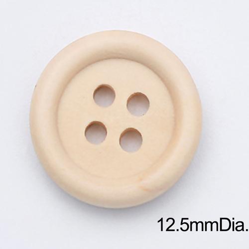 ソーイングハンドメイド用ボタン SH040932 13p 取寄品 ウッドボタン木製ボタン 約1000個入クラフトボタン 受賞店 全品送料無料 サイズ12.5mm