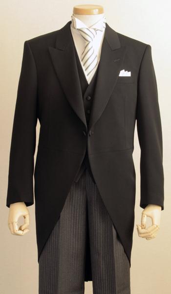 【高品質】モーニングコート コールズボン無し(日本製 ウールマーク)7700【送料無料】