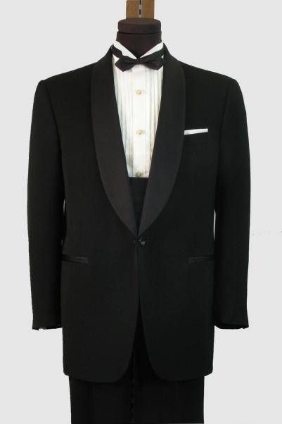 【グレードアップ版】ショールカラータキシードは正礼装として結婚式・披露宴・記念行事・晩餐会でお洒落に決まる10200メンズ&紳士【送料無料】