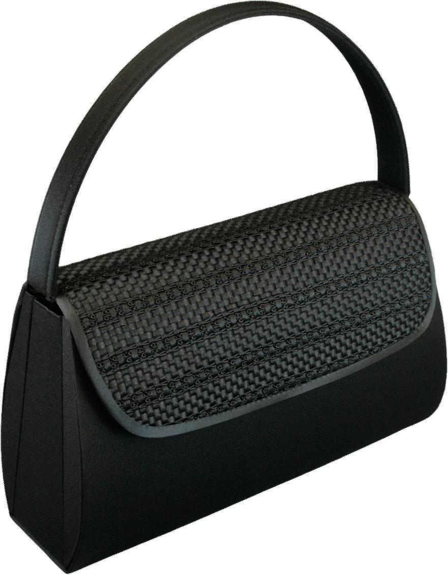 【送料無料】ブラックフォーマルバッグ 西陣織 黒 しっかりした作りの日本製 長く使えるフォーマルバック レディース ブラック 布 布製 岩佐 冠婚葬祭 弔事 B60064