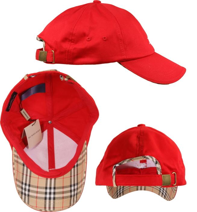 绅士盖子帽子☆博柏利高尔夫球SPRING SUMMER 2008