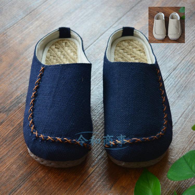 エスパドリーユ 美品 バーゲンセール メンズ ローファー 麻靴 涼しい 夏 疲れにくい