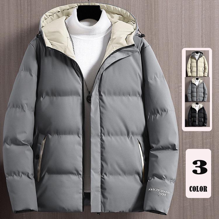信託 中綿ジャケット メンズ 切り替え 年末年始大決算 ジャケット ブルゾン 秋冬 防風 防寒 おしゃれ 撥水