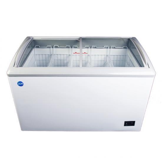 業務用冷凍ショーケース(240L)JCMCS-240 送料無料 新品 格安 厨房用 キッチン 店頭 アイスクリーム