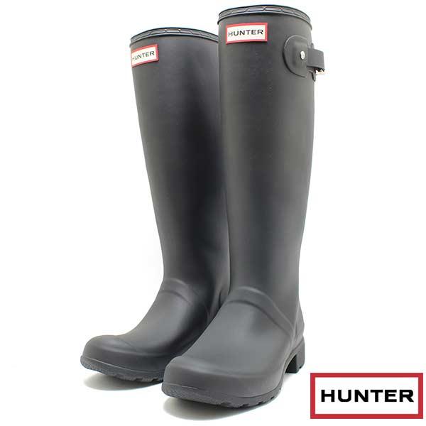 Hunterハンター正規販売店 HUNTER ハンター ロングレインブーツ ORIGINAL ブラック 1026 セール特別価格 WFT1026RMA TOUR 在庫あり