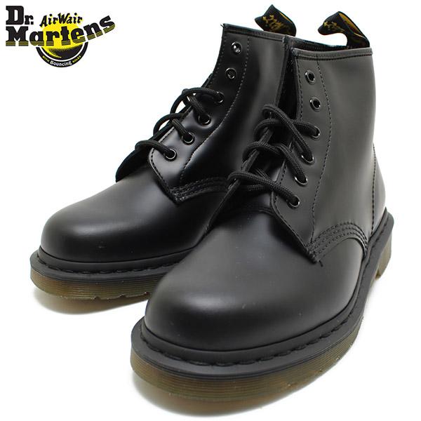 Dr.Martens ドクターマーチン 101 6EYE BOOT 10064001 BLACK 6ホールブーツ/Dr.Martens/定番
