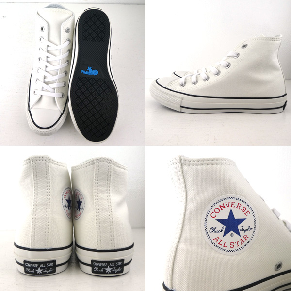 Model of the 100th anniversary of the CONVERSE (Converse) ALL STAR 100 COLORS HI (24 28cm) 1CK558 all stars birth