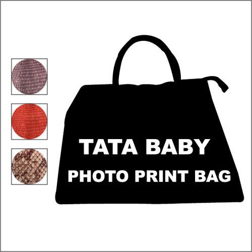 TATA BABY( タタベイビー )PHOTO PRINT BAG