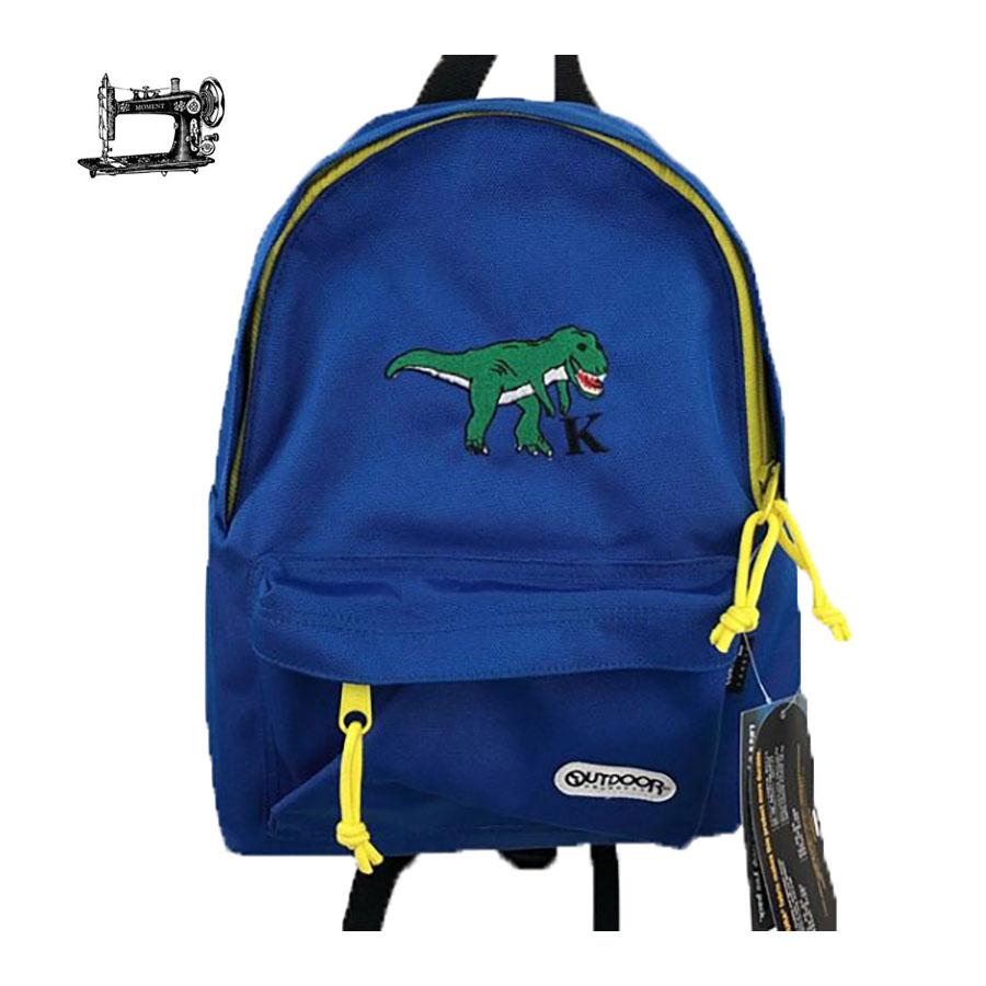 ダイナソー 恐竜 刺繍代金 最新アイテム 名入れ キッズリュック 通園 子供 ギフト ラッピング無料 かわいい 遠足