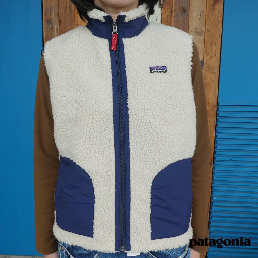 PATAGONIA(パタゴニア)K's Retro-X Vest (147-165) 【送料無料】 フリースベスト おしゃれ 男の子 女の子
