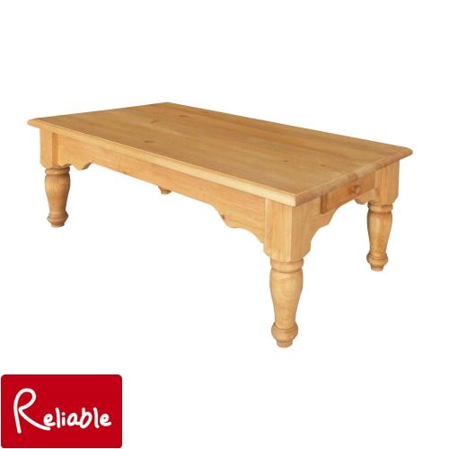 ローテーブル Low Table 900mm幅 A308-900 リビング 収納 家族 ダイニング アイロスジャパン パイン材 ナチュラル 無垢パイン アンティーク カントリー インテリア アメ色 塗装 Airos Japan 可愛い【S/174】