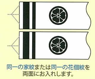 【送料無料】徳永鯉のぼり家紋入れF-1 こいのぼり 五月 皐月 5月 こどもの日
