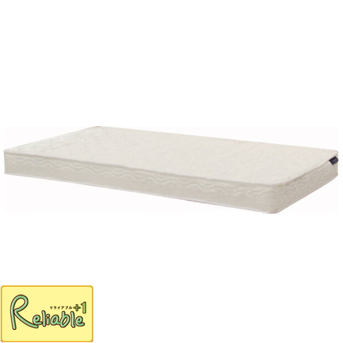 ボンネルコイルマットレス BR-16(S) シングルサイズ 厚み16cm マットレス ベッド コイル