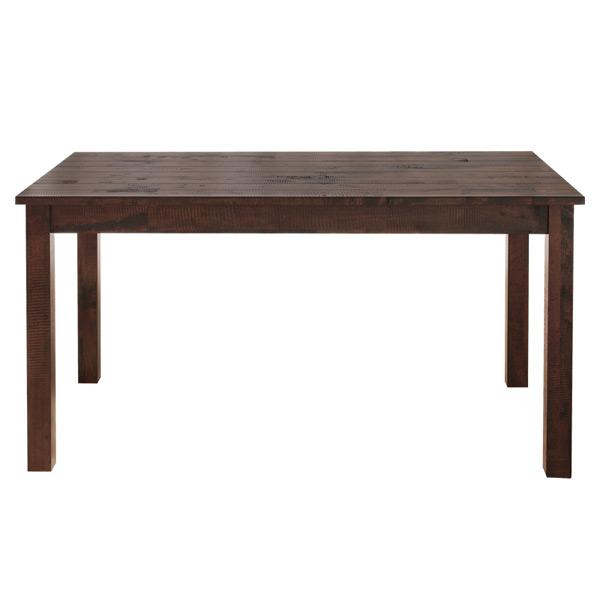 【期間限定クーポン配布中】【天然木】ダイニングテーブル(W1350mm)/ダイニングテーブル テーブル tabLe 食卓テーブル カフェテーブル 食卓 ダイニング リビングダイニング おしゃれ シンプル かわいい 北欧 ナチュラル アンティーク モダン
