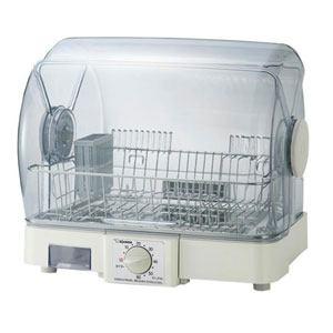 象印 ZOJIRUSHI 食器乾燥機 5人用 EY-JF50 EYJF50 今だけ限定15%OFFクーポン発行中 キッチン 評価 食器乾燥器 家電 EYJF50家電 グレー