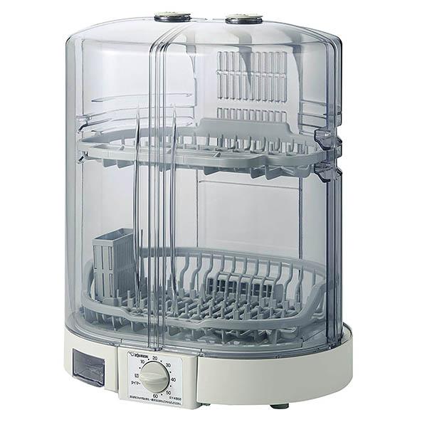 象印 ZOJIRUSHI 2020新作 食器乾燥機 5人用 EY-KB50 予約 EYKB50 食器乾燥器 グレー EYKB50家電 キッチン 家電