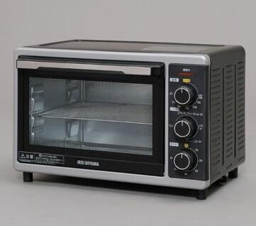 アイリスオーヤマ おすすめ 送料無料/新品 IRISOHYAMA コンベクションオーブン FVC-DK15B FVCDK15B ブラック 家電 トースター 調理 オーブンレンジ