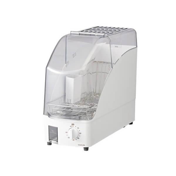 コイズミ KOIZUMI ふるさと割 食器乾燥機 KDE0500 大幅値下げランキング 家電 ホワイト KDE-0500 食器乾燥器 W