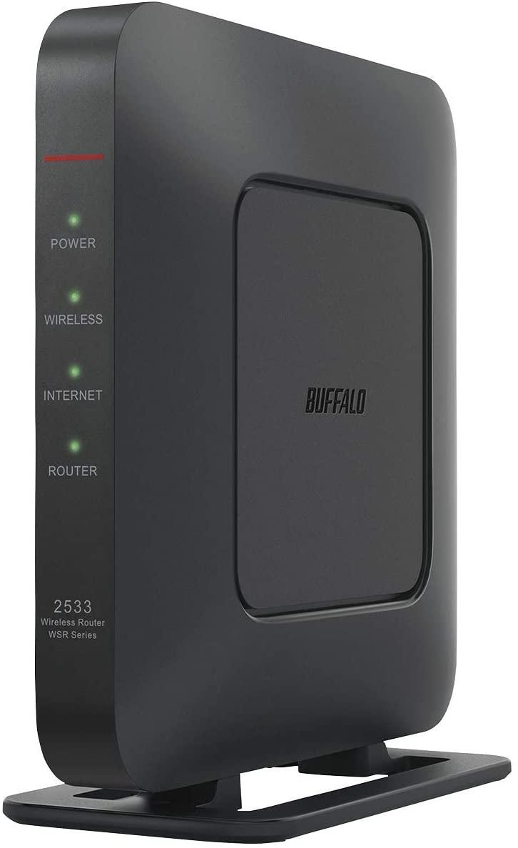 <title>全国送料無料 最短当日発送 BUFFALO WiFi 無線LAN ルーター WSR-2533DHPL2 NB 11ac ac2600 1733+800Mbps IPv6対応 通販 デュアルバンド 4LDK 3階建向け 簡易パッケージ テレワーク</title>