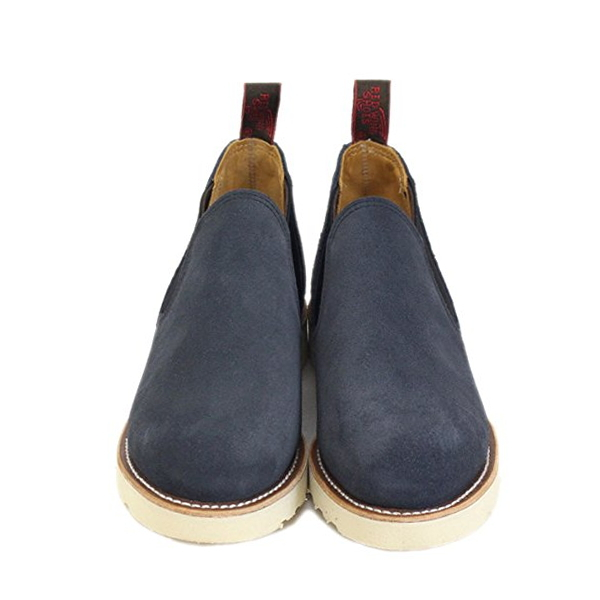 Red wing Romeo men boots REDWING ROMEO 08129 side Gore redwing NAVY domestic regular article ●