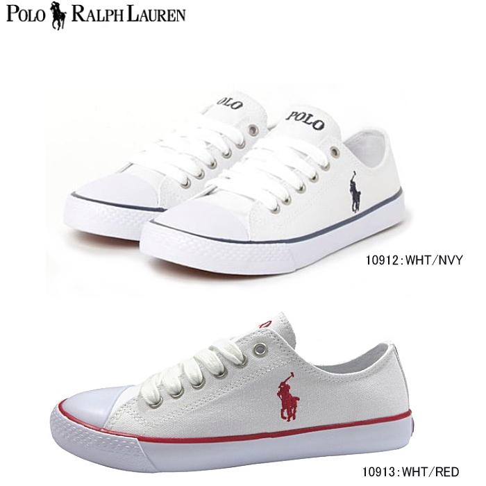 ポロ・ラルフローレン レディース ジュニア スニーカー Sneaker カーソン POLO RALPH LAUREN CARSON 10912/10913