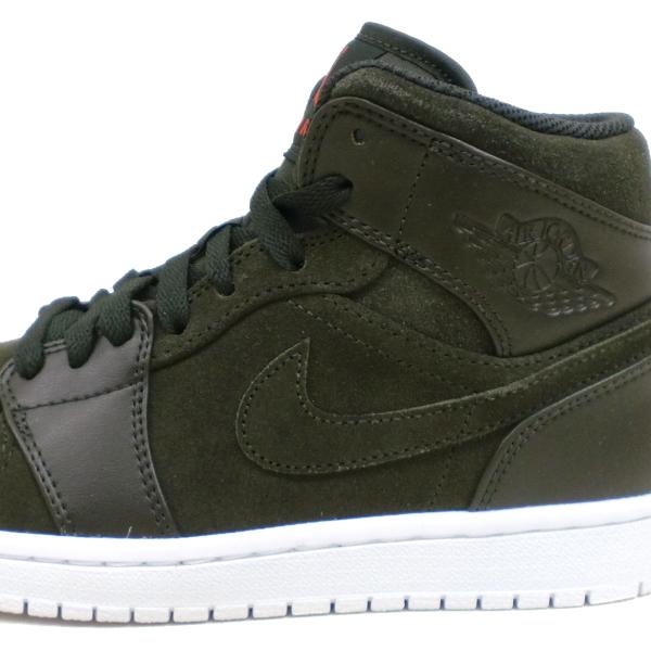 huge discount a9a26 66795 Nike Air Jordan men sneakers NIKE AIR JORDAN 1 MID[554724-302]basketball  shoes basketball shoes●