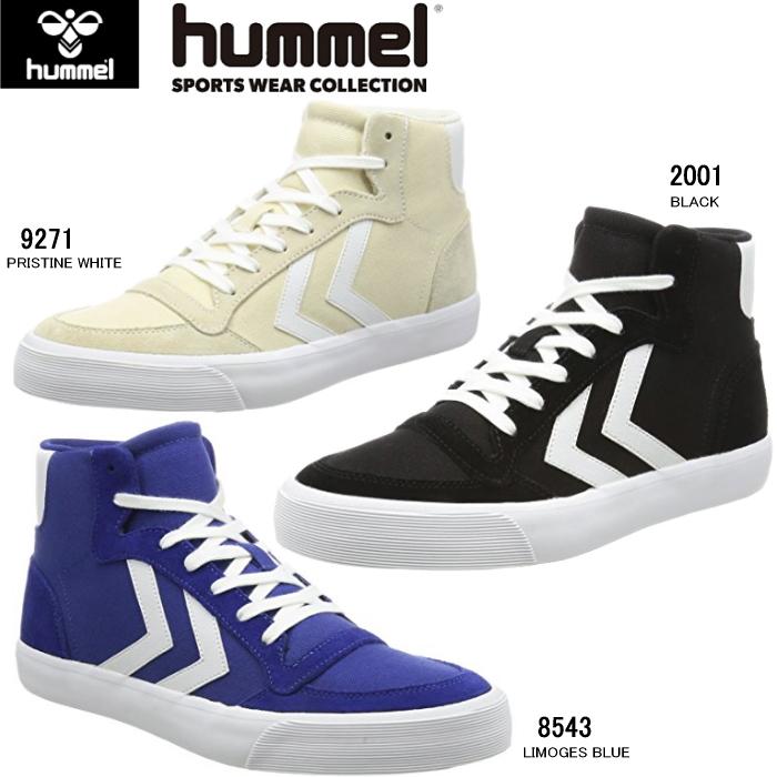 4d15cda8e8a Hyun Mel sneakers men gap Dis higher frequency elimination hummel STADIL  RMX HIGH HM64407