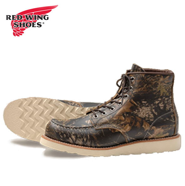 8884 REDWING Red Wing work boots RED WING 6inch classicmokacin-