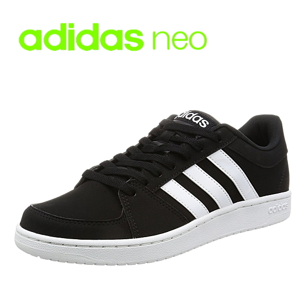 Adidas men sneakers adidas B74506 neo hoops VS adidas neo NEOHOOPS VS black