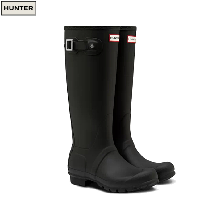 ハンター HUNTER レインブーツ ロング レディース 雨靴 長靴 オリジナル トール HUNTER ORIGINAL TALL WFT1000RMA