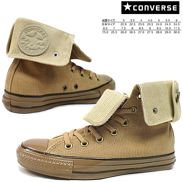 abc5c082a3e1c0 Reload of shoes  Converse all-star corduroy 2T Hi CONVERSE ALL STAR ...