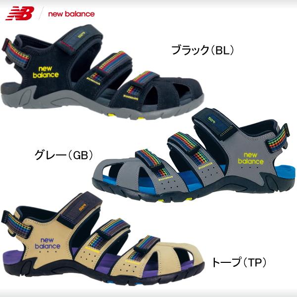 66e61156bd21 New Balance sandals sports sandals men new balance SM529 newbalance regular  article black men sandals