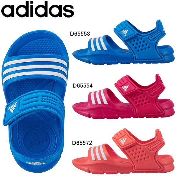 Adidas sandals baby kids clog adidas Akwah 8 I Akwa D65553   D65554    D65572 children boy girl amphibious amphibious outdoor sport casual- 4fd855c65c5