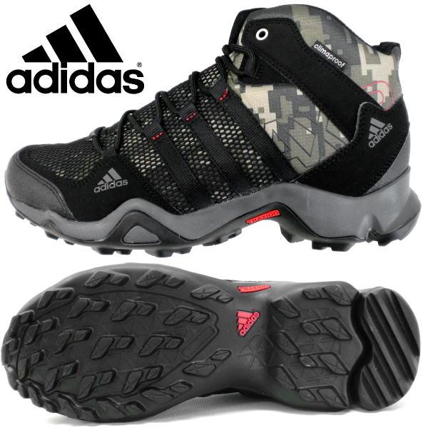 new product 1ee99 ce368 ... real adidas sneakers mens trekking shoes adidas ax2 mid m18498 outdoor  shoes ff7bd c715e