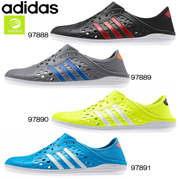 adidas beach shoes men