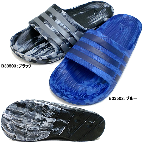 on sale 59552 09441 adidas duramo slide blue